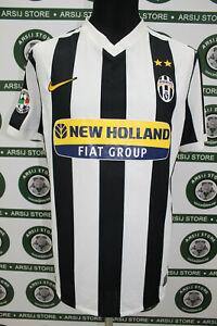 Maglia-calcio-JUVENTUS-ZEBINA-MATCH-WORN-shirt-trikot-maillot-camiseta