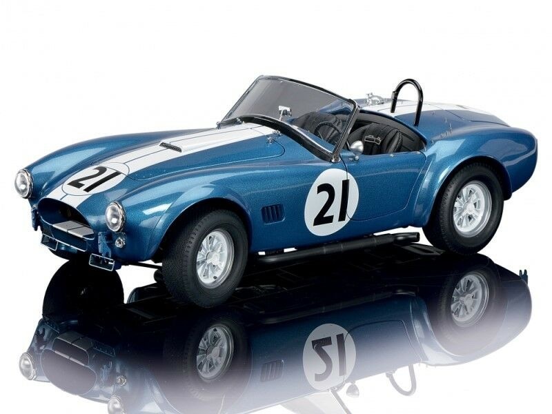 SCHUCO AC COBRA 289 Bleu LIMITED EDITION 750 1 12