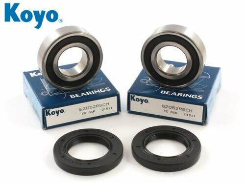 Suzuki TL1000 S 1997-2001 Genuine Koyo Front Wheel Bearing /& Seal Kit