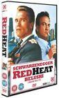 Red Heat Schwarzenegger Belushi DVD Reg 2