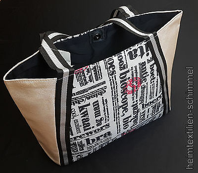 Einkaufstasche Badetasche Strandtasche Shopper Shoppingtasche Cityshopper Tasche