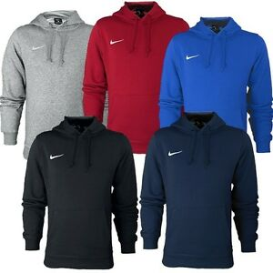 genuine shoes high fashion newest Details about Nike Club Crew Team Hoody men s sweatshirt 5 colours hoodie  sweat top NEW