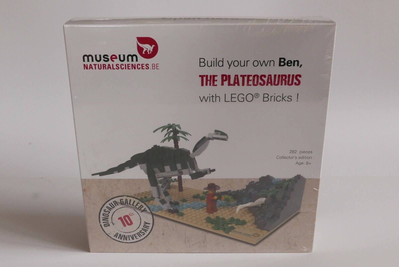 LEGO Amazings Certified Professional BEN The Planetosaurus NEW Sealed RARE MISB