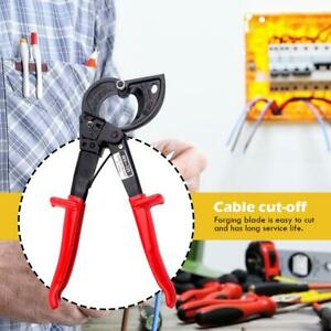 Multi-functional-Cable-Cutter-Pliers-Ratchet-Wire-Stripper-Electrician-Tool