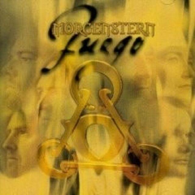 """MORGENSTERN """"FUEGO"""" CD NEW MITTELALTER ROCK"""