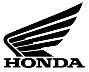HONDA LOGO WINGS CAR ENTHUSIAST JDM CUSTOM DECAL DIE-CUT 12IN