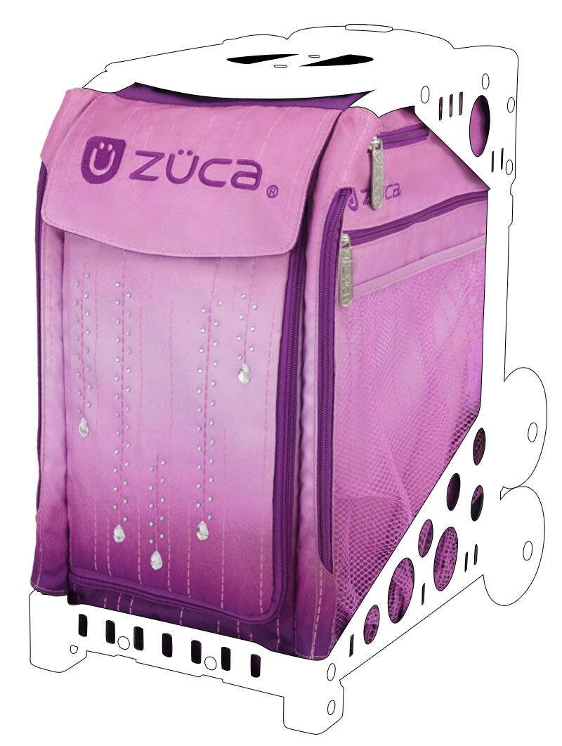 ZUCA Sports Invoegen Zak --VET RAIN --No frame
