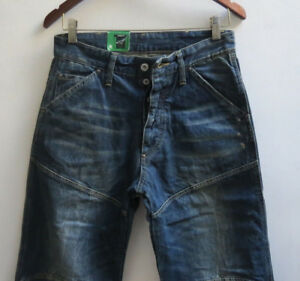 g star raw mens jeans 29 w x 32 5620 loose brand new with. Black Bedroom Furniture Sets. Home Design Ideas