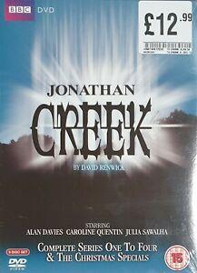 Jonathan-Creek-Series-1-4-Complete-DVD-2010-9-Disc-Set-Box-set