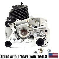 Crankcase Engine Motor Cylinder Piston Crankshaft For Stihl Ms660 Ms650 066 Saw on sale