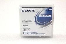 Sony LTX-CL Universal LTO Ultrium Universal Cleaning Cartridge Tape