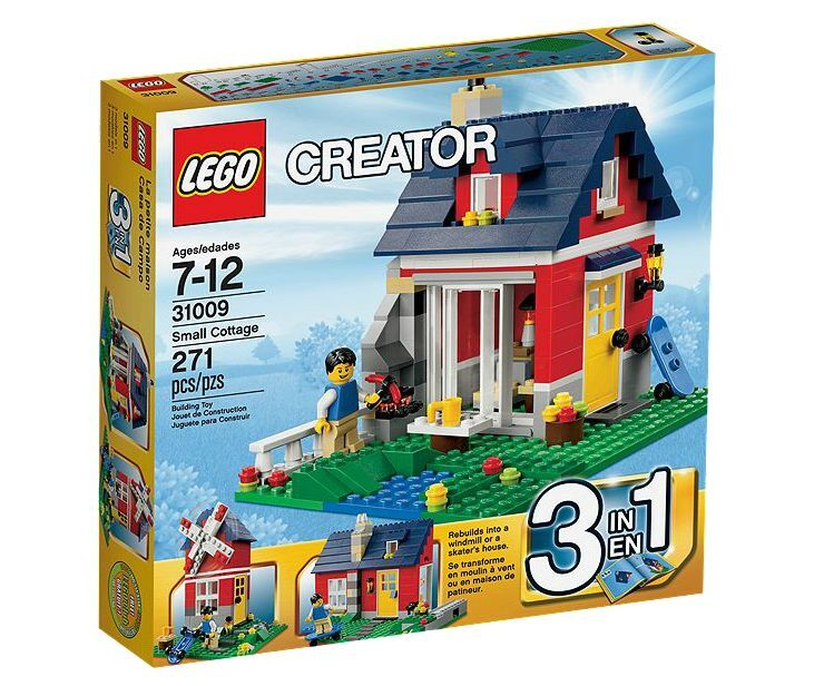 LEGO® Creator 31009 Landhaus NEU OVP_ Small Cottage NEW MISB NRFB