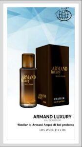 Chatler Armand Luxury Proof Homme Eau De Parfum 100 Ml Ebay