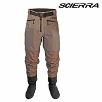 Scierra Xp Cc3 Stocking Foot Breathable Waist Waders Choose Size