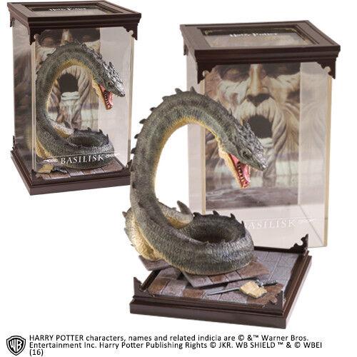 Harry Potter Potter Potter Magical Creatures - Il Basilisco - Basilisk - Noble Collection 18cm 19b646