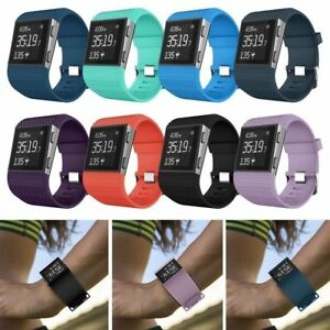 Silicone-Wristband-Replacement-Band-Strap-for-Fitbit-Surge-Fitness-Tracker-Watch