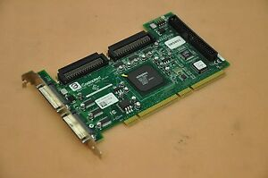 Adaptec-SCSI-Card-39160-64-bit-PCI-interface-with-two-Ultra160-SCSI-channels