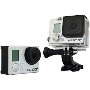 Gopro Hero3 Black Edition Camcorder Black