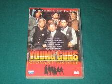 Young Guns. Giovani pistole Regia di Christopher Cain