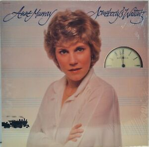 """Anne Murray """"Somebody's Waiting"""" 1980 Vinyl LP Record  [Capitol SOO-512064]"""