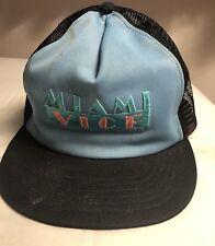 item 5 Vintage Miami Vice Snapback Mesh Trucker Hat Cap 80 s Made In USA -Vintage  Miami Vice Snapback Mesh Trucker Hat Cap 80 s Made In USA d63c2bcfbb06