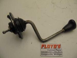 Craftsman Ayp Lawn Tractor Transaxle Shift Lever 633a109
