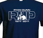 RIP Ryan Dunn JACKASS Viva La Bam CKY random hero T-shirt 1977 2011