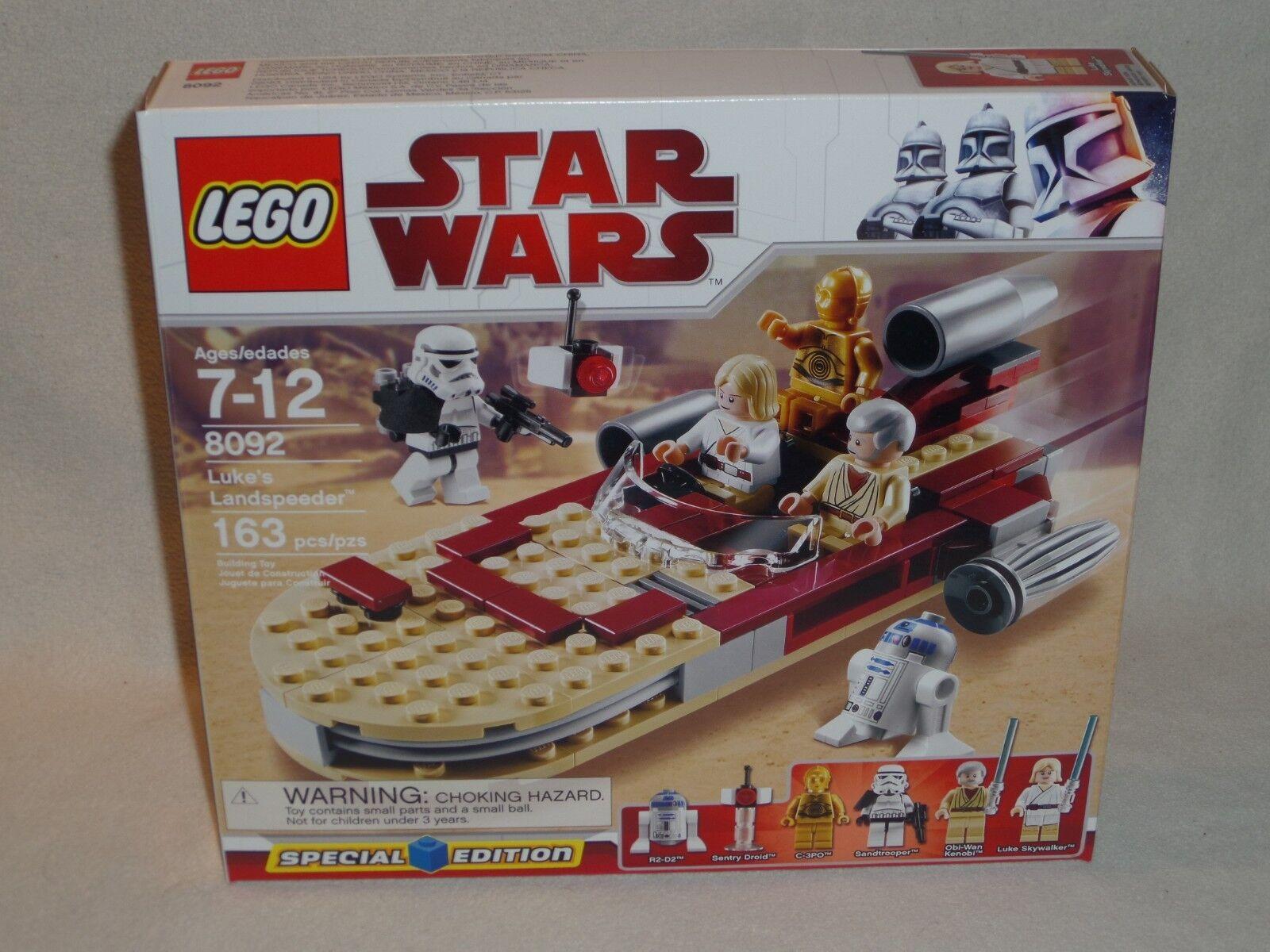 LEGO Star Wars Special Edition Set 8092 Luke's Landspeeder NISB