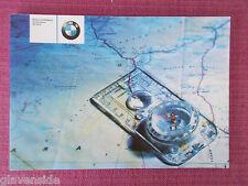 BMW (E46) 3 SERIES SAT NAV NAVIGATION - AUDIO  GUIDE D'UTILISATION (ACQ 4824)