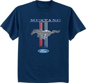 big and tall t-shirt Ford Mustang racing cobra tee shirt tall shirts for men