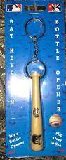 Baltimore Orioles Baseball Bat Keychain / Bottle Opener New Free Shipping !!!!