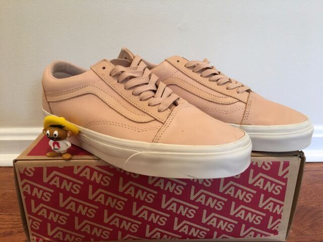 9d548e19530 VANS Old Skool DX Veggie Tan Leather SNEAKERS Vn0a32gjlui NWB DS ...