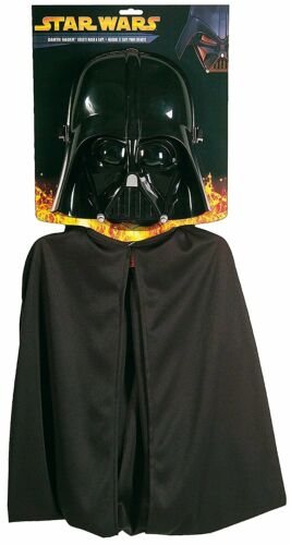 Official Darth Vader kit for children 8 to 10 years// Medium-Large