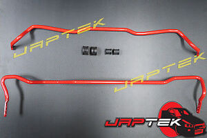 Heavy-Duty-Front-amp-Rear-Stabilizer-Sway-Bars-For-Subaru-Impreza-WRX-STI-2004-07