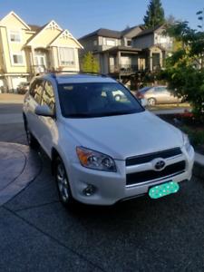 2010 Toyota RAV4 Limited -$14,500