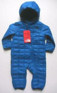 50dd4e856 The North Face Kids Baby Boy's INFANT THERMOBALL SPORT BUNTING ...