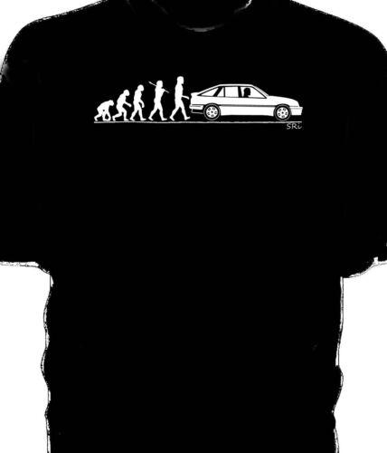 Evolution of Man Vauxhall Cavalier SRi t-shirt