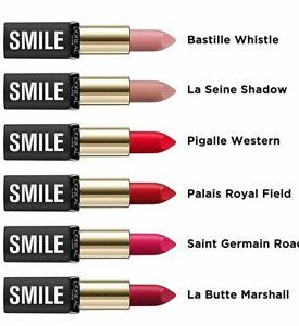 Détails sur L'Oreal Paris Isabel Marant Sourire Rouge à Lèvres Choisissez de 6 Teintes