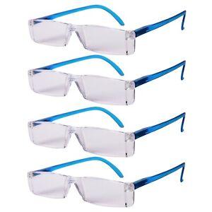 schön billig suche nach neuesten neu billig Details zu FILTRAL Lesebrille Sehhilfe Lesehilfe Brille Herren Damen 4er  Set Dioptrin + 1.0