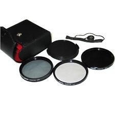 UV CPL ND4 Lens Filter for Panasonic HS700 TM700 SD700