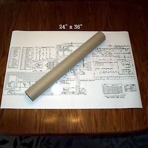 Wiring Diagram Surplus Military Generators MEP002A MEP003A eBay