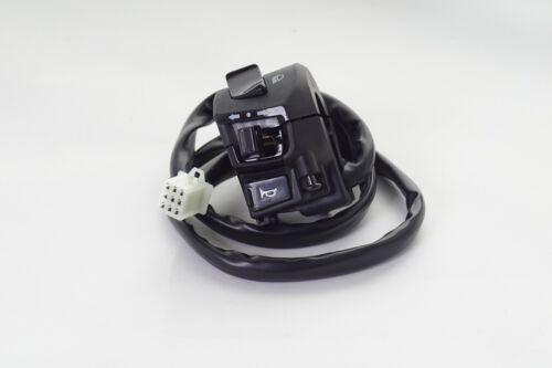 Left side handlebar switch gear cluster for Superbyke RMZ 125