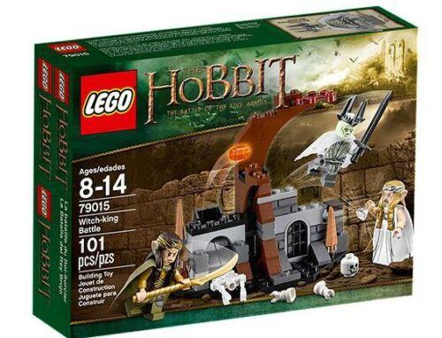 Lego LOTR New Sealed Set 79015 Hobbit Witchking w Minifigs Gift Toy