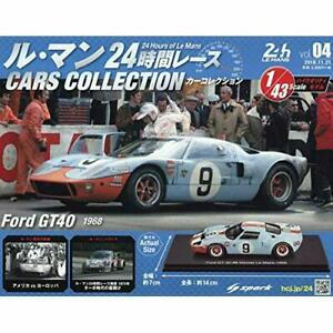 Ford-GT40-1968-143-Model-24-Hours-of-Le-Mans-Cars-Winner-9-SPARK-Hachette