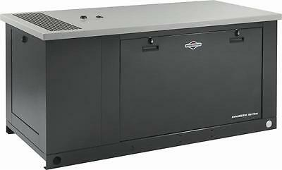 Briggs & Stratton 48KW 3-Phase LP/NG Standby Generator w/Switches  #76151-R PKG