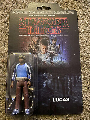 "LUCAS BRAND NEW STRANGER THINGS FUNKO 3.75/"" ACTION FIGURE"