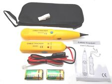 Tone Generator & Probe Wire / Cable Tracer - find cable faults with BT adaptor