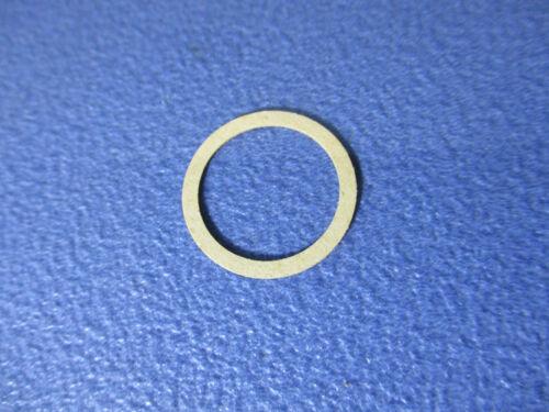 20 Pezzi Anello di Tenuta Guarnizione interno-ø15 5 mm esterno-Ø 19 mm di spessore 0,4 mm ma0801120