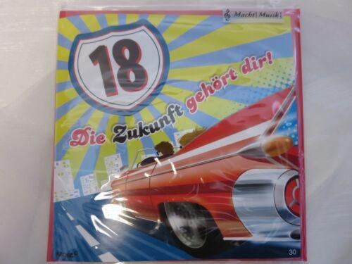 Depesche Hit-Mix Musikkarte 030 C 3868-C Die Zukunft gehört dir 18