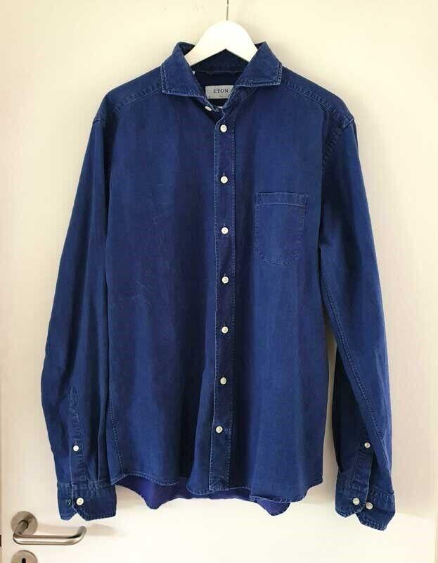 Skjorte, Eton, str. L